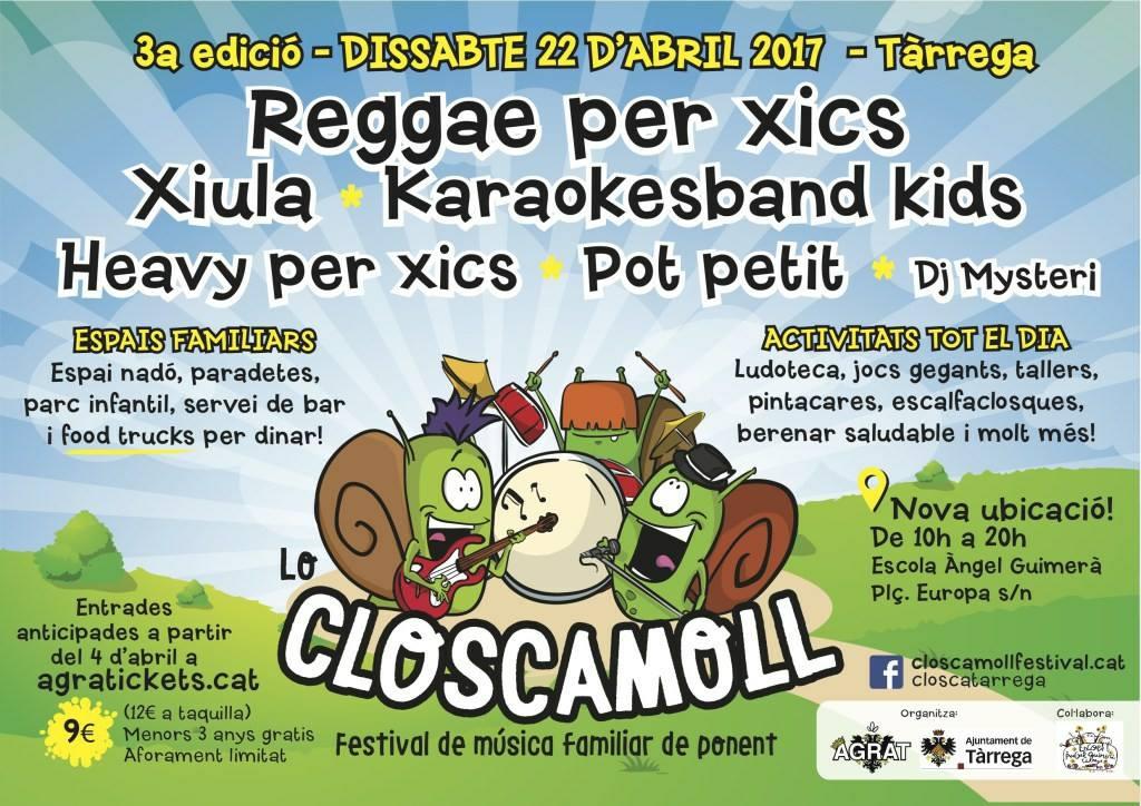 KARAOKESBAND AL CLOSCAMOLL 2017