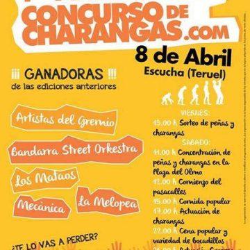 CONCURSO DE CHARANGAS - ESCUCHA