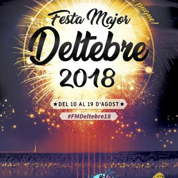 Festa Major 2018 Deltebre